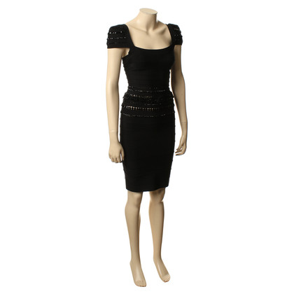Herve Leger Dress with ornaments