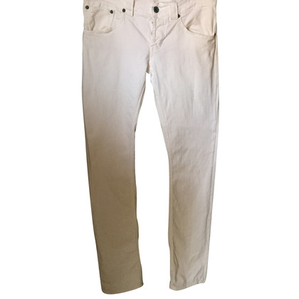 Dondup White jeans