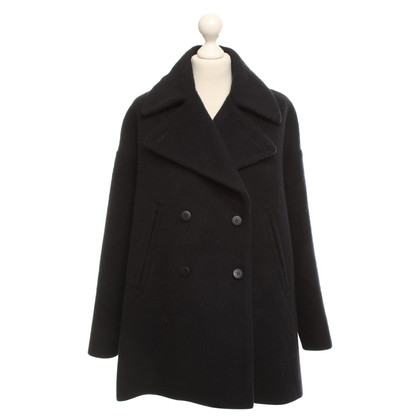 Dondup Coat in donkerblauw