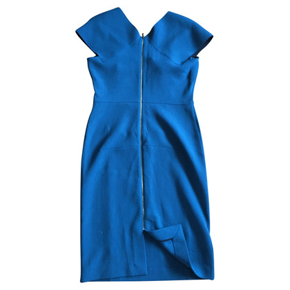 Roland Mouret Emerald Dress UK 16
