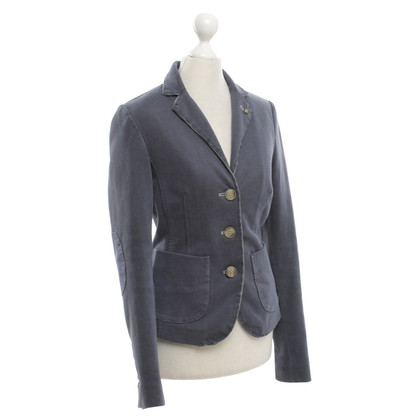 Blonde No8 Blazer in Blau