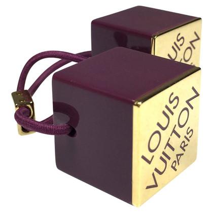 Louis Vuitton Zopfband mit Würfeln