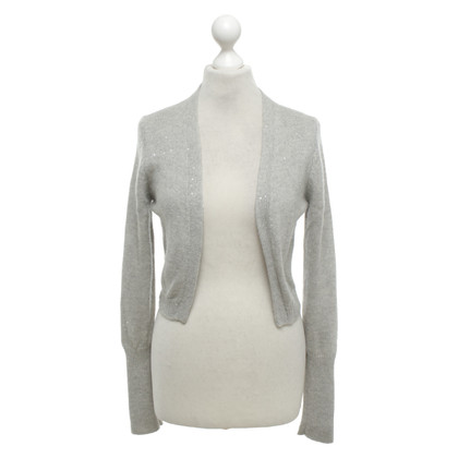 Brunello Cucinelli Cardigan in grey