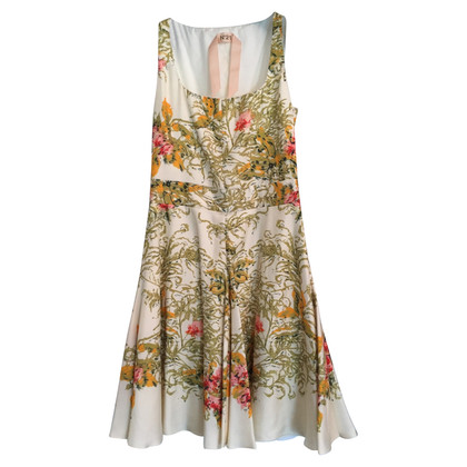 N°21 zijden jurk
