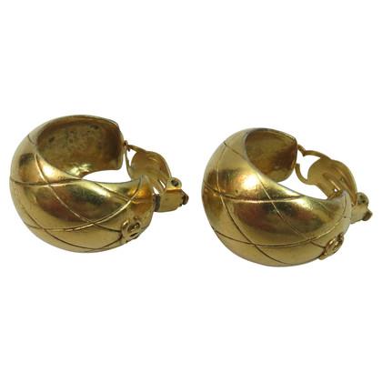 Chanel Orecchini placcati oro