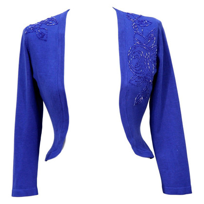 Hobbs Seta Bolero in Blue