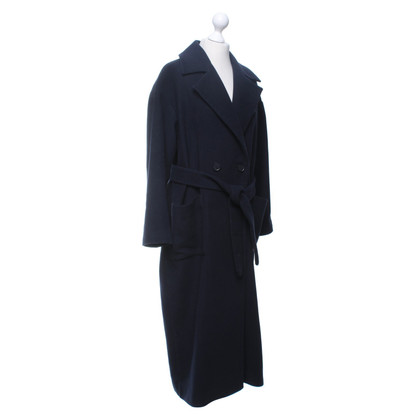 American Vintage Coat in dark blue