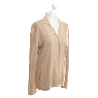 Brunello Cucinelli Cashmere sweater in Ocher