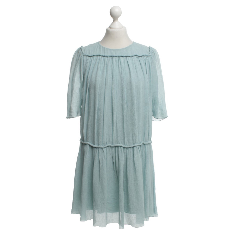 chlo mintfarbenes kleid second hand chlo mintfarbenes kleid gebraucht kaufen f r 289 00. Black Bedroom Furniture Sets. Home Design Ideas