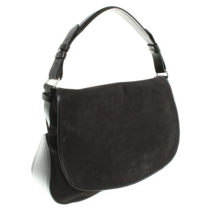 Calvin Klein Handtasche aus Wildleder