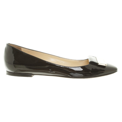 Jimmy Choo Ballerinas Patent Leather