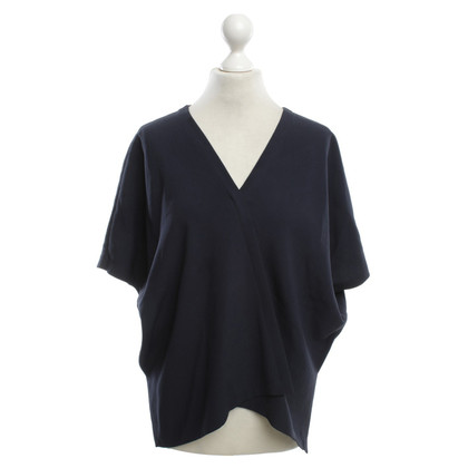 Laurèl Boxy blouse in blauw
