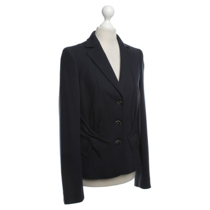 Rena Lange Blazer in Dark Blue