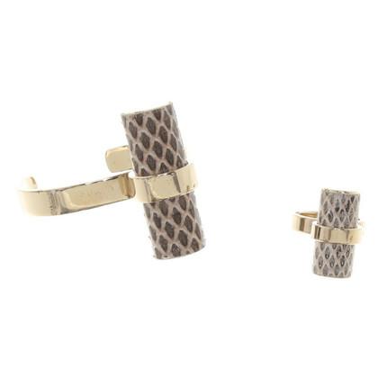 Furla Bague et Bracelet