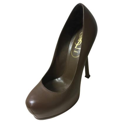 Saint Laurent Platform of heels