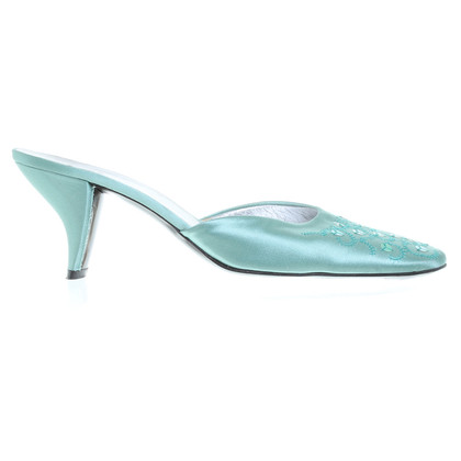 Jourdan Offene Pumps in Mint