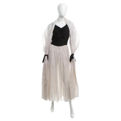 Moschino Kleid mit Stola