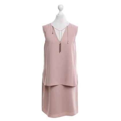 Reiss Dress in Nude
