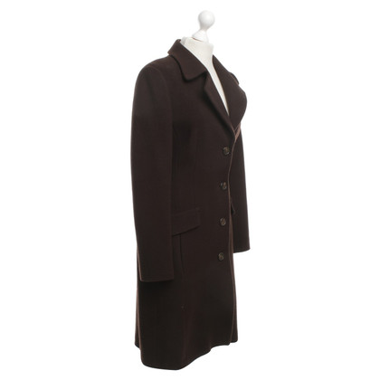 Hugo Boss Coat in Brown