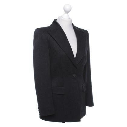 Giorgio Armani Blazer in zwart