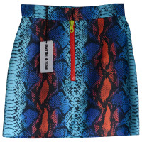House of Holland skirt with snake pattern