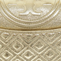 Tory Burch Gold colored shoulder bag