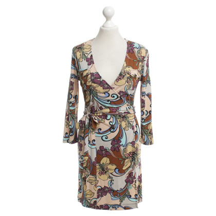 Missoni Silk dress with print