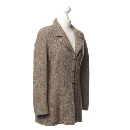 Chanel Coat with fancy yarn
