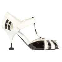 Prada Sandal in paint