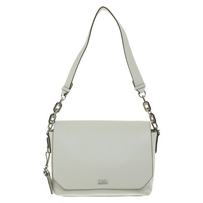 Karl Lagerfeld Borsa a tracolla in offwhite