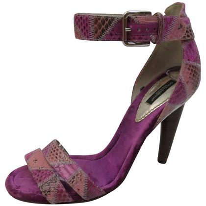 Dolce & Gabbana Patchwork sandals