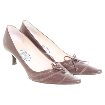 Emma Hope´s Shoes Pumps in Braun