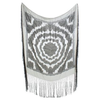 Giorgio Armani modelli di sciarpa di seta