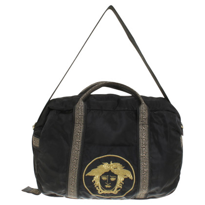 Gianni Versace Shoulder bag in black