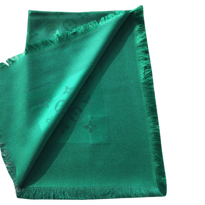 Louis Vuitton Monogram cloth in green