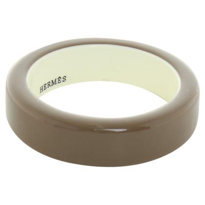 Hermès Armband in Bruin
