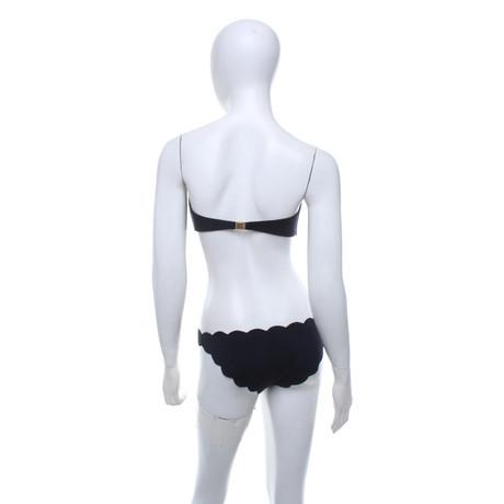 Outlet Rabatt Authentisch Marysia Bikini in Dunkelblau Blau Neuesten Kollektionen Zu Verkaufen Verkauf Besten Großhandels 9qdcYf7
