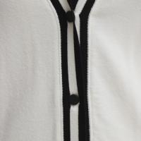 Marc Cain cardigan in maglia in crema