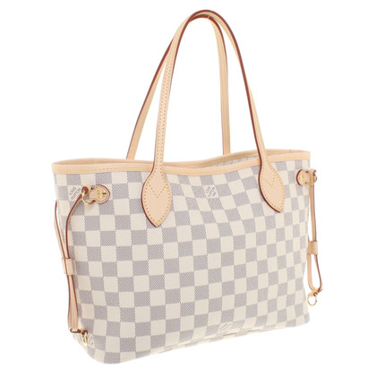 "Louis Vuitton ""Neverfull PM Damier Azur Canvas"""
