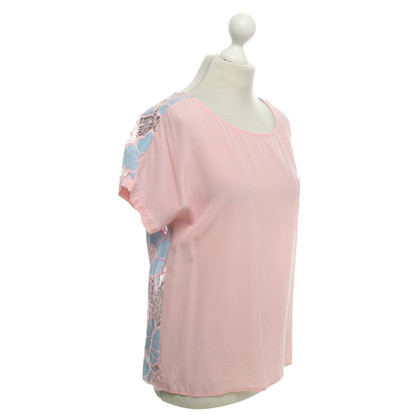 Patrizia Pepe Shirt with silk content