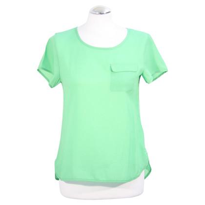 French Connection Blusen-Shirt in Grün