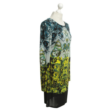 Roberto Cavalli Dress with floral pattern