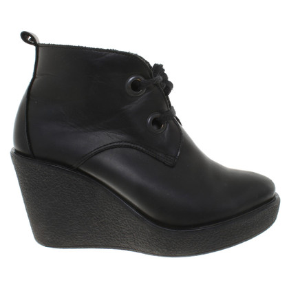 Pierre Hardy Wedges in zwart