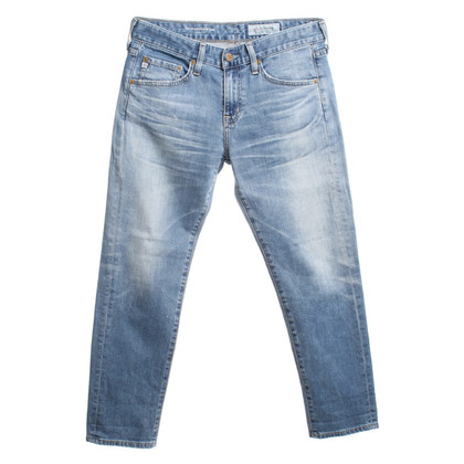 Adriano Goldschmied Jeans in lichtblauw