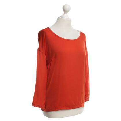 Set top in orange