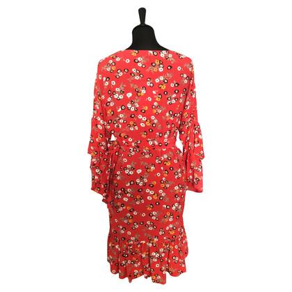 Maje Dress with flower print