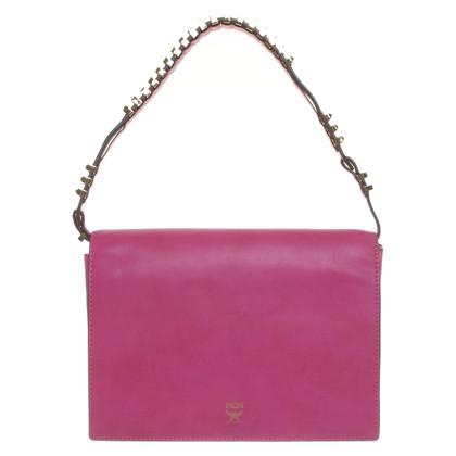 MCM Shoulder bag in pink