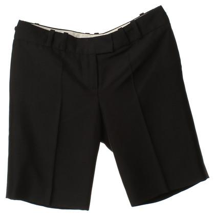 Chloé Bermuda shorts in zwart
