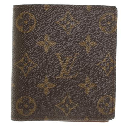 Louis Vuitton Titulaire de la carte Monogram Canvas