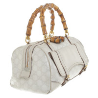 Gucci Leather handbag in beige